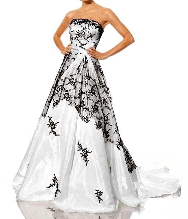 HEINE HEINE luxusní svatební šaty