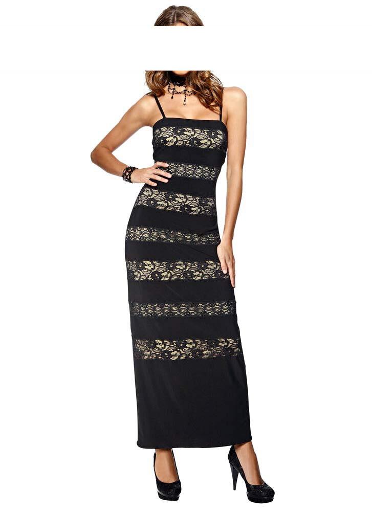 ec3498b56926 HEINE dlhé večerné šaty