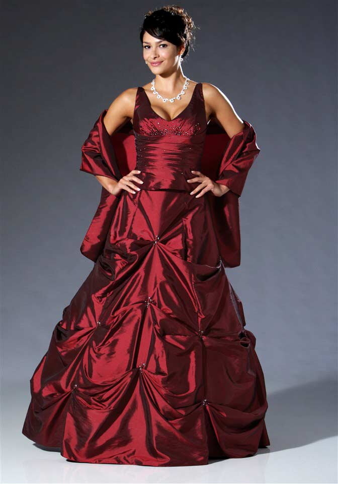 f913b6bf2921 Laura Scott Wedding plesové šaty