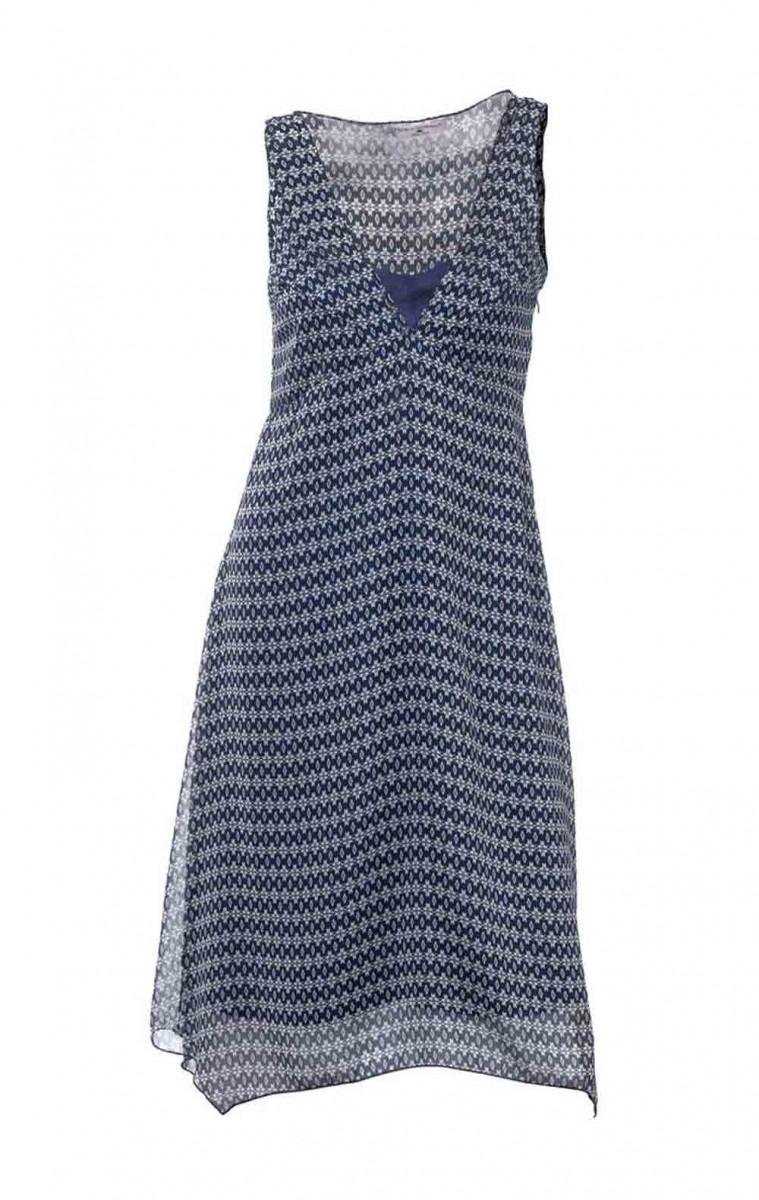 Šifonové letní šaty RICK CARDONA 24acc076bd