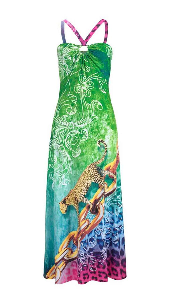 c6cbdbc63c16 MELROSE návrhárske dlhé letné šaty