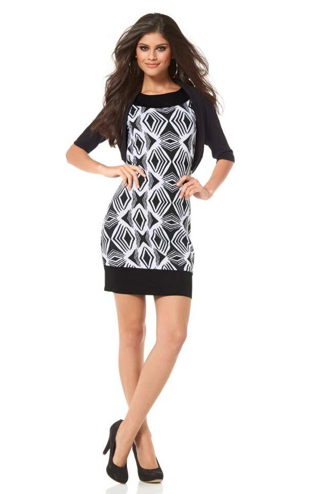8ff6e2054d3d BRUNO BANANI návrhárske úzke šaty