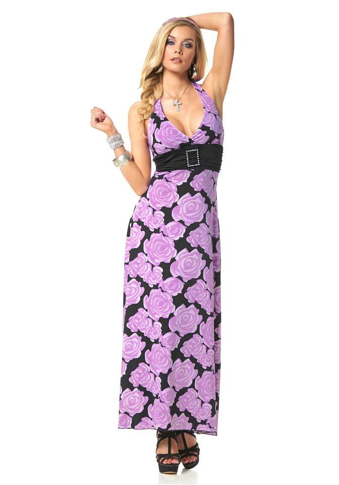 f1bec00682f8 MELROSE dámske maxišaty - dlhé letné šaty