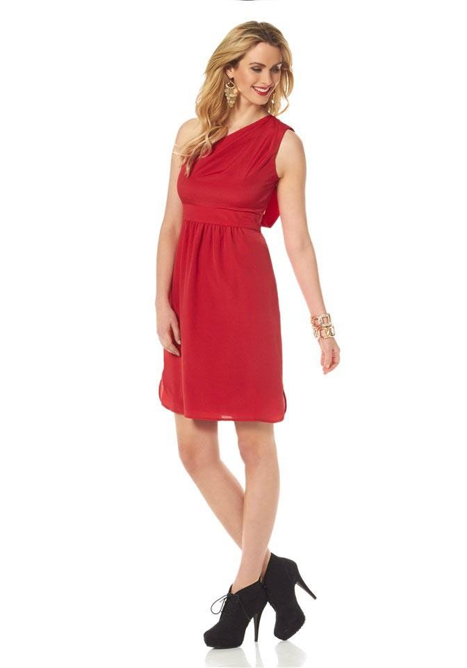 57adbe102a80 VINCE CAMUTO spoločenské šifónové šaty