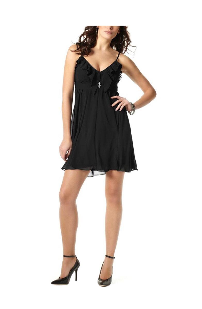 Společenské šifonové koktejlové šaty LAURA SCOTT EVENING ... e6298d57d1