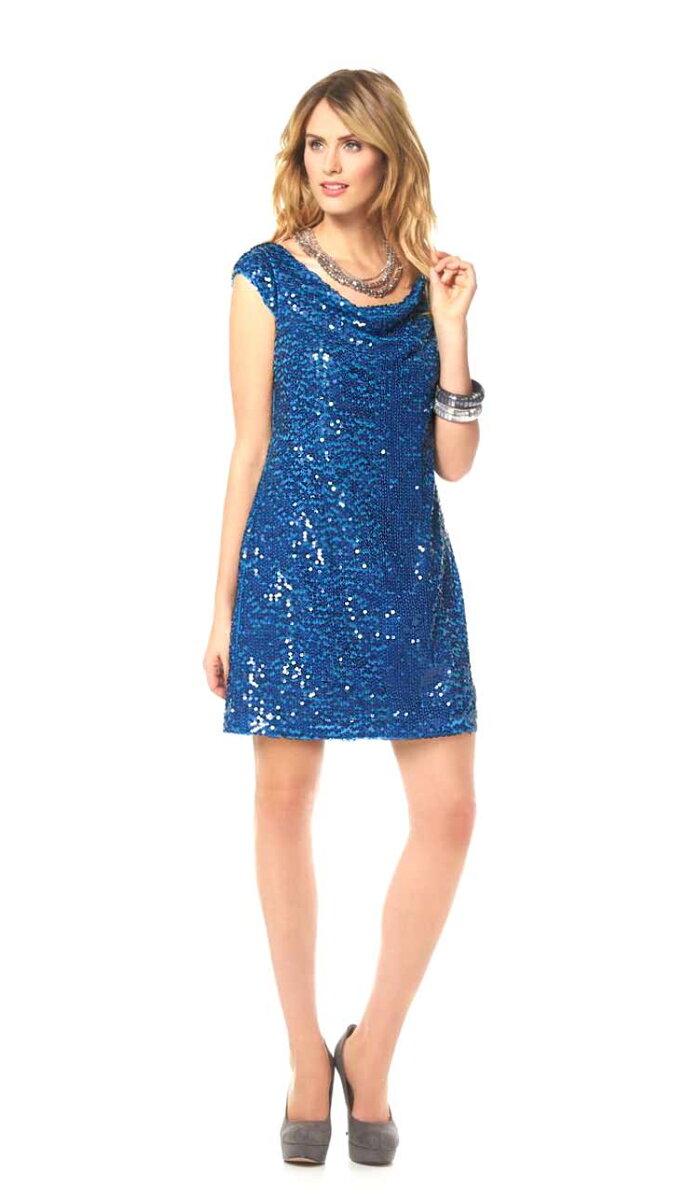 MARC NEW YORK návrhárske spoločenské šaty s flitrami 7403d2276a1