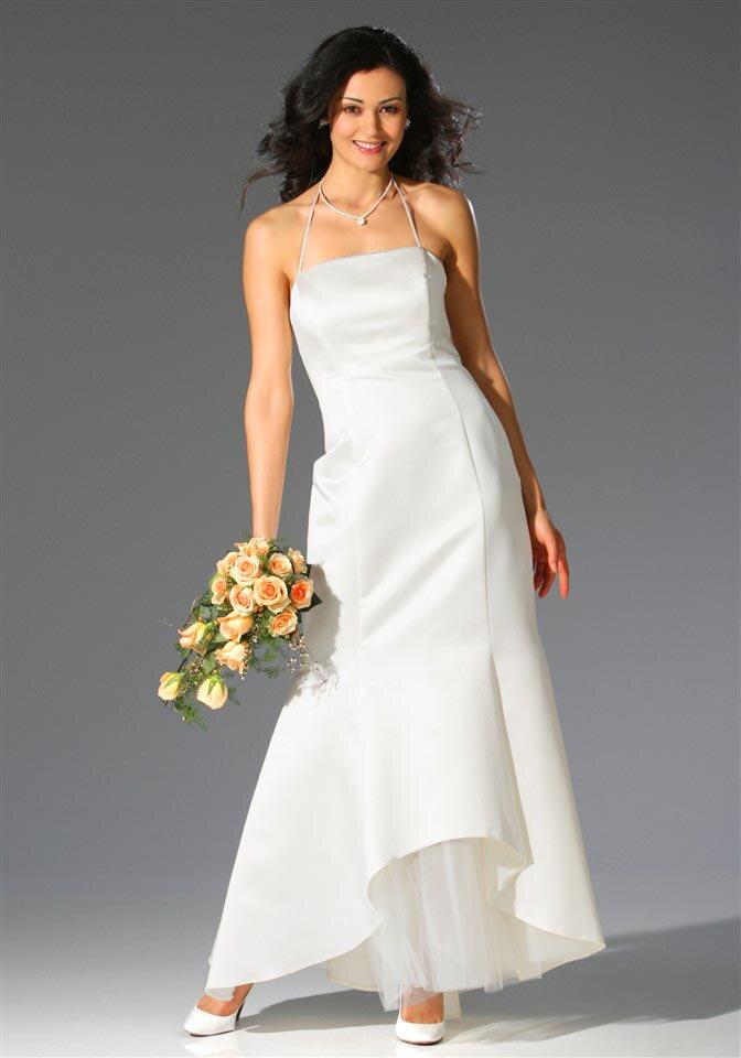 3ae453cee22b Svadobné šaty s viazankou lacno