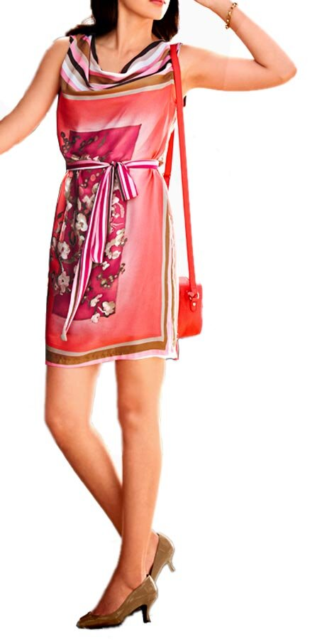 HEINE letní květinové šaty 59c916ac68