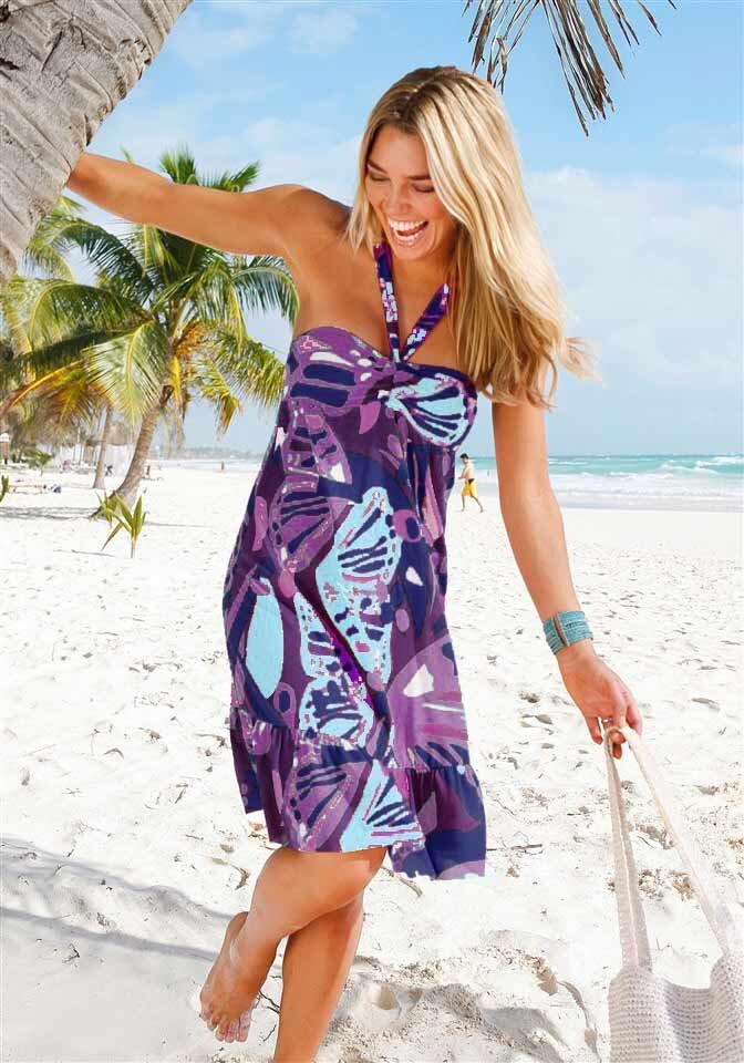 55a18c3389ca Letné plážové šaty BEACH TIME