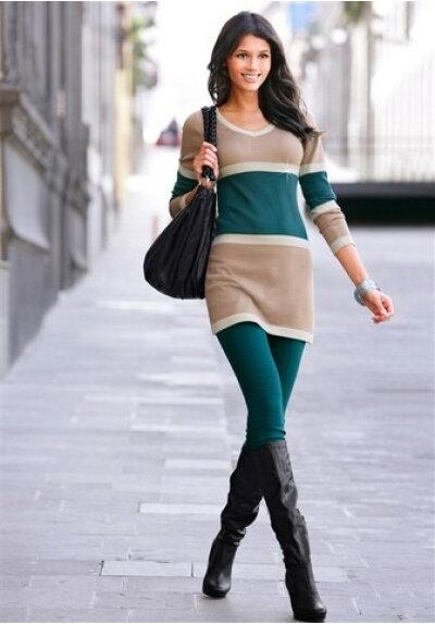 39d9272cdd1 CHILLYTIME dámský dlouhý svetr