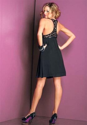 LIPSY šifónové dámske spoločenské šaty e4772cab63f