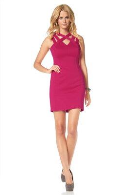 781723f17fd SIENA STUDIO značkové mini pouzdrové šaty