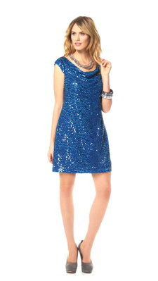 MARC NEW YORK návrhárske spoločenské šaty s flitrami d8b1d13a242