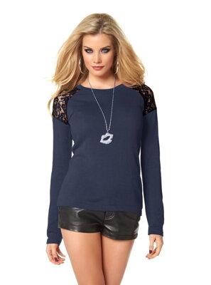 MELROSE elegantný dámsky sveter 0745a19eb86