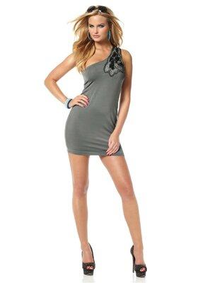 815c691401ce MELROSE sexy úzke krátke šaty