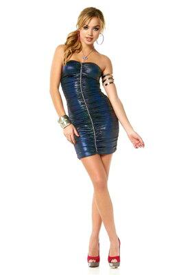 ea8672226aa2 MELROSE dámske úzke mini šaty